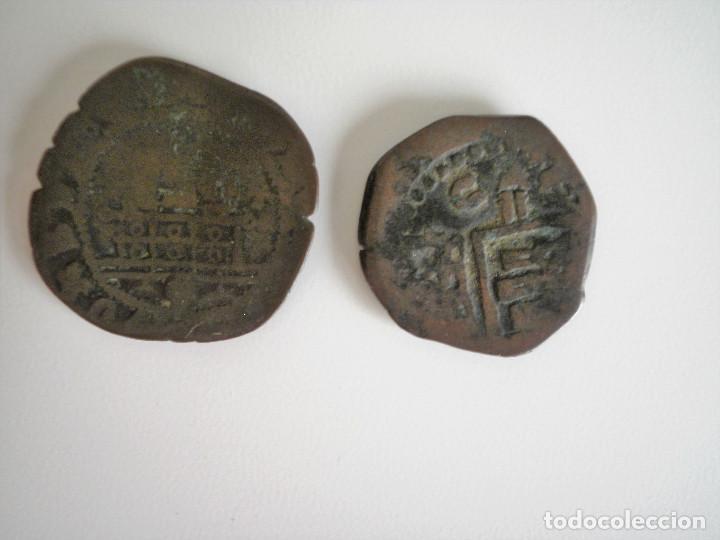 Monedas medievales: Dos monedas - Foto 2 - 100645451