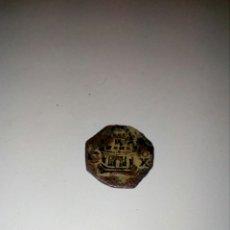 Monedas medievales: ANTIGUA MONEDA DE BRONCE. Lote 103116735
