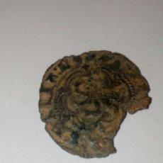 Monedas medievales: ANTIGUA MONEDA DE BRONCE. Lote 103124606