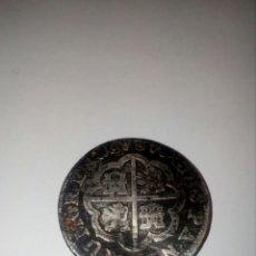 Monedas medievales: ANTIGUA MONEDA DE PLATA. Lote 103125670