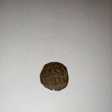 Monedas medievales: ANTIGUA MONEDA DE BRONCE CON LEYENDA. Lote 103214915