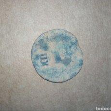 Monedas medievales: ANTIGUA MONEDA DE BRONCE. Lote 103229778