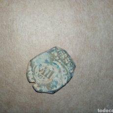 Monedas medievales: ANTIGUA MONEDA DE BRONCE. Lote 103229956