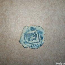 Monedas medievales: ANTIGUA MONEDA DE BRONCE. Lote 103231472