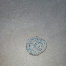Monedas medievales: ANTIGUA MONEDA DE BRONCE. Lote 103232087