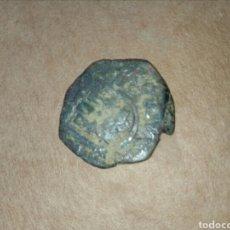 Monedas medievales: ANTIGUA MONEDA DE BRONCE. Lote 103280388