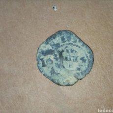 Monedas medievales: ANTIGUA MONEDA DE BRONCE. Lote 103280950