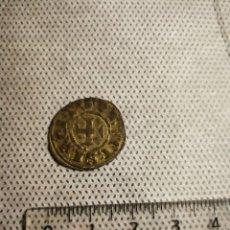 Moneda de las Cruzadas: Dinero del Prinipado de Acaya de Felipe de Taranto