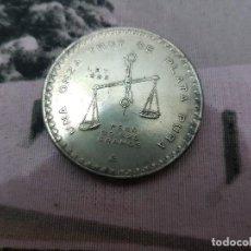 Monedas medievales: ONZA TROYA DE PLATA PURA. Lote 107543883
