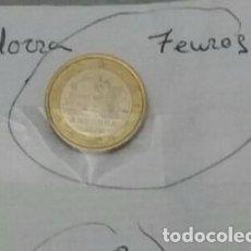 Monedas medievales: MONEDA DOS EUROS. Lote 108331831
