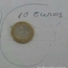 Monedas medievales: MONEDA DOS EUROS. Lote 108331931