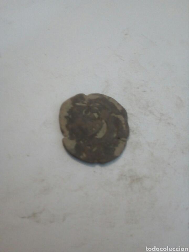 Monedas medievales: Antigua moneda de bronce - Foto 2 - 108358566