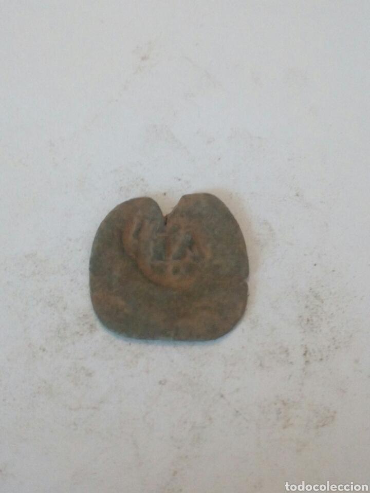 Monedas medievales: Antigua moneda de bronce - Foto 2 - 108361527
