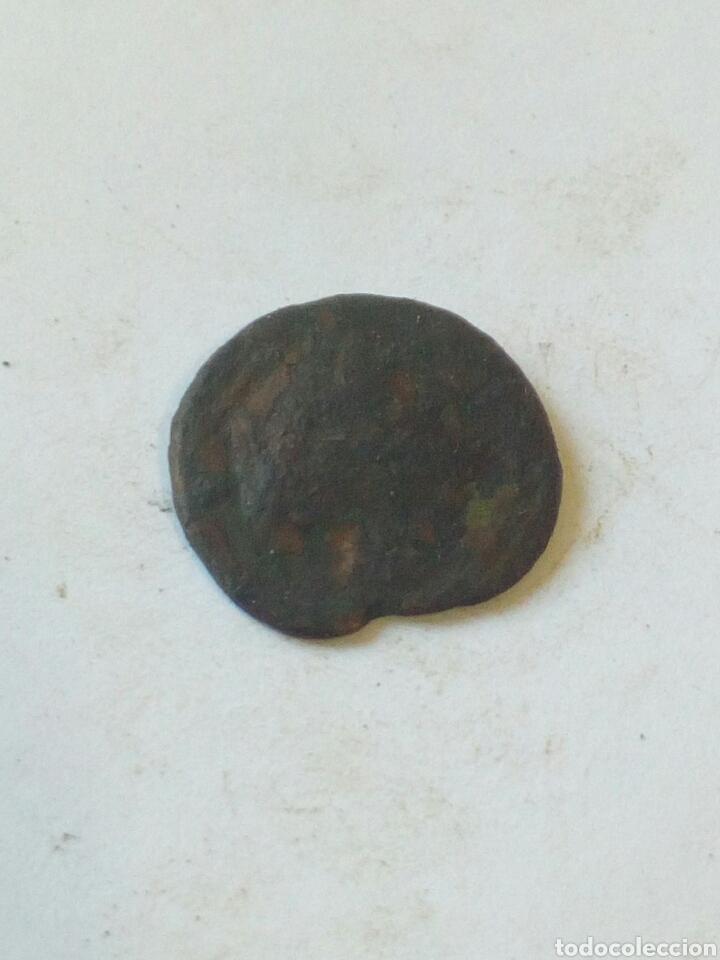 ANTIGUA MONEDA DE BRONCE (Numismática - Hispania Antigua- Medievales - Otros)