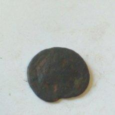 Monedas medievales: ANTIGUA MONEDA DE BRONCE. Lote 108451922