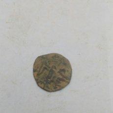 Monedas medievales: ANTIGUA MONEDA DE BRONCE. Lote 108453823