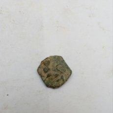 Monedas medievales: ANTIGUA MONEDA DE BRONCE. Lote 108454388