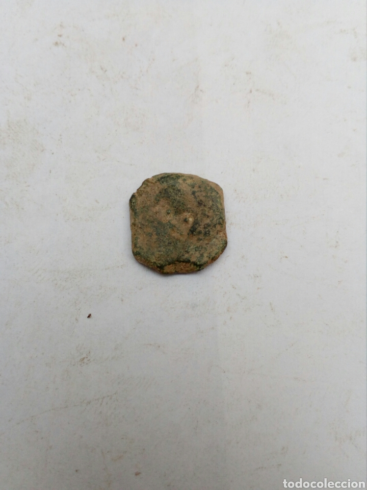 Monedas medievales: Antigua moneda de bronce - Foto 2 - 108454388
