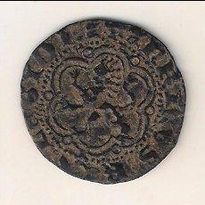 Monedas medievales: MONEDA MEDIEVAL DE 1 BLANCA DE ENRIQUE III SIN FECHA ACUÑADA EN SEVILLA. MBC. (MM2). Lote 28482097