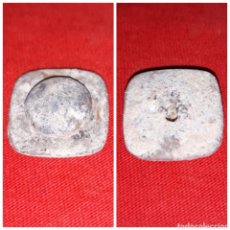 Monnaies médiévales: BOTON MEDIEVAL CON TETON. Lote 110080058