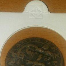Monedas medievales: MONEDA ESPAÑOLA FELIPE III. Lote 110881183