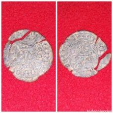 Monedas medievales: MONEDA MEDIEVAL ENRIQUE II REAL DE VELLON 1369 - 1379 CORDOBA C. Lote 113335050