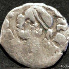 Monedas medievales: DINERO DE LOUIS I DE HUNGRIA (1342-1382) PLATA. Lote 85082740
