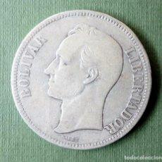 Monedas medievales: MONEDA PLATA DE VENEZUELA 1903. Lote 116827419