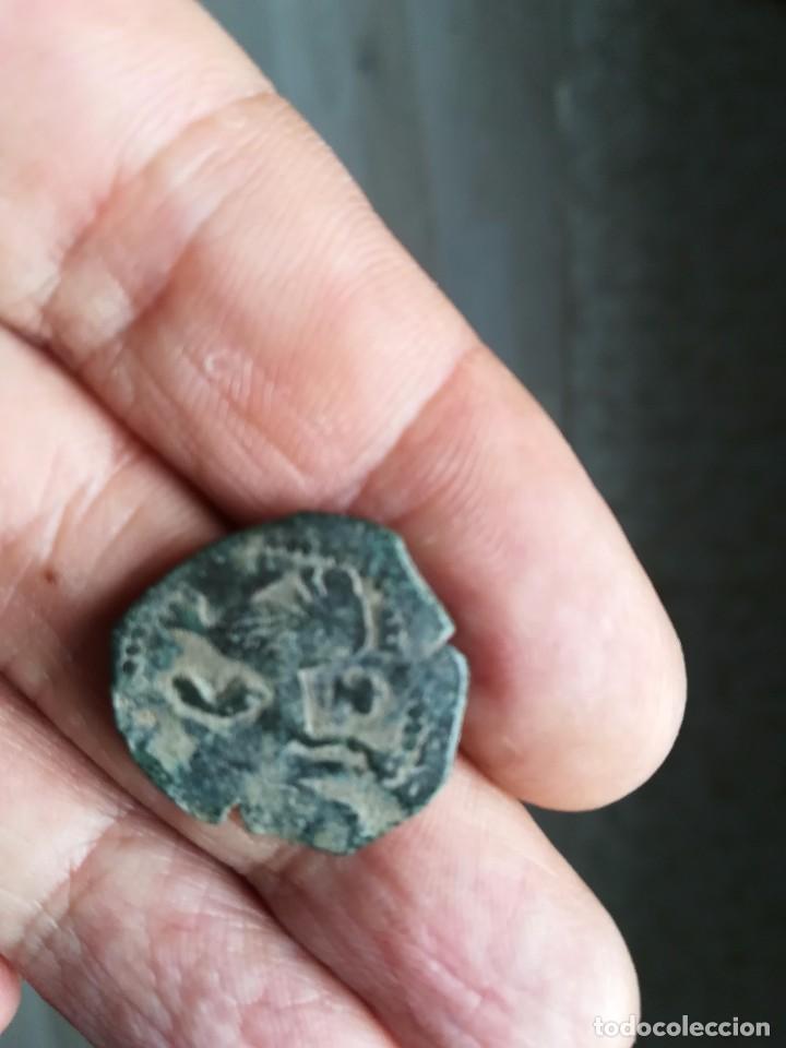 Monedas medievales: BONITO RESELLO MEDIEVAL 2. - Foto 2 - 119646207