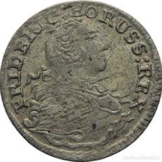 Monedas medievales: MONEDA ANTIGUA DEL 1753 DE PLATA ALEMANIA. Lote 121516143