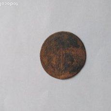 Monedas medievales: ANTIGUA MONEDA MARAVEDIS FERDIN VII. Lote 121519539