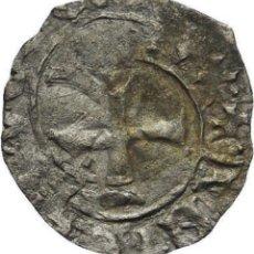Monedas medievales: MONEDA ANTIGUA MEDIEVAL DE PLATA. Lote 121623280