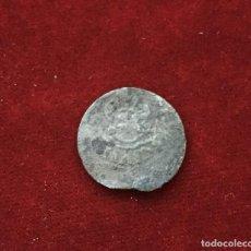Monedas medievales: SOLIDO DE CIUDAD RIGA 1635-1654. Lote 124146911