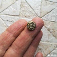 Monedas medievales: BOTÓN MEDIEVAL RESTOS DE ORO. . Lote 124220451