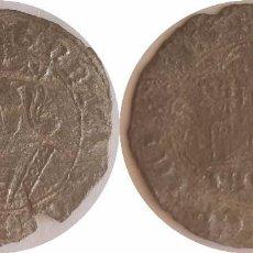 Monedas medievales: ENRIQUE IV, CUARTILLO DE JAÉN. Lote 128170715
