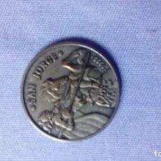 Monedas medievales: MONEDA CONMEMORATIVA SAN JORGE 1995. Lote 132804378