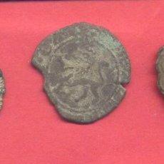 Monedas medievales: LOTE 3 MONEDAS ANTIGUAS MEDIEVALES A CLASIFICAR, VER FOTOS.. Lote 133389798