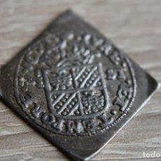 Monedas medievales: 12 1/2 STUIVERS KLIPPE PLATA 1672. Lote 137492298