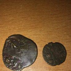 Monedas medievales: 2 MONEDAS A IDENTIFICAR. Lote 139529969