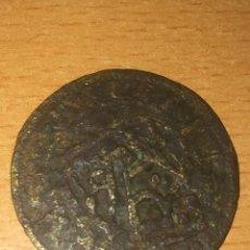 Monedas medievales: MONEDA ESPAÑOLA MEDIEVAL A CATALOGAR. Lote 140300854