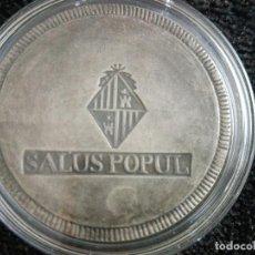 Monedas medievales: 1 DURO PALMA DE MALLORCA 1821. Lote 140518606