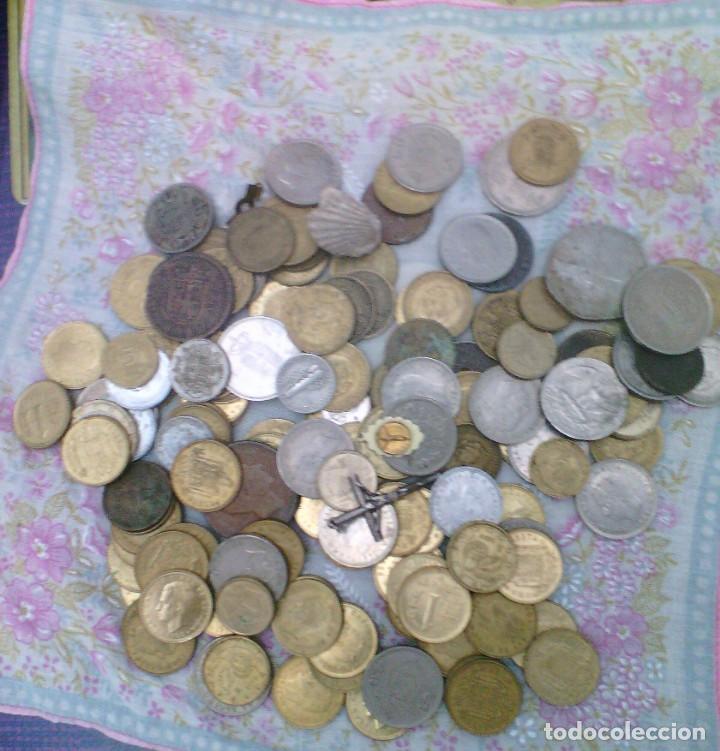 LOTE DE MONEDAS (Numismática - Hispania Antigua- Medievales - Otros)