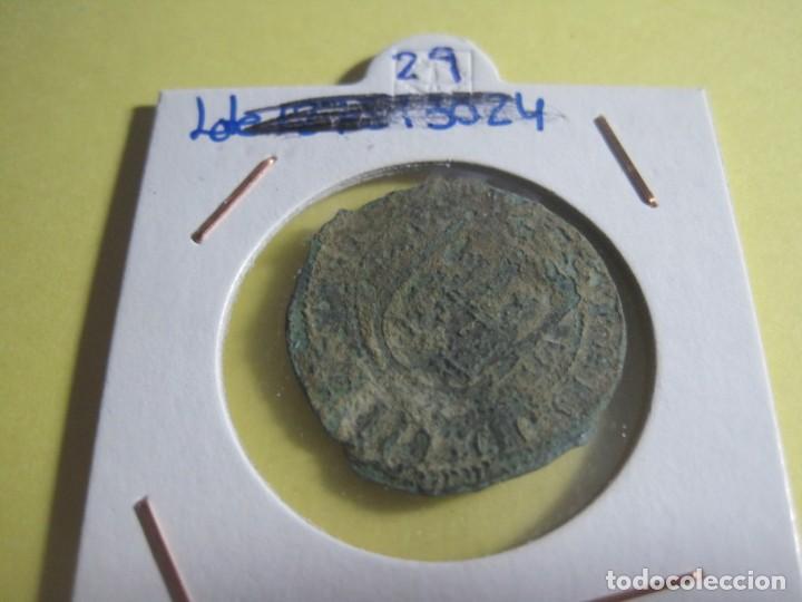 MONEDA MEDIEVAL DE BRONCE (Numismática - Hispania Antigua- Medievales - Otros)