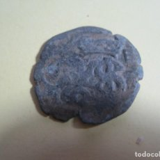 Monedas medievales: MONEDA MEDIEVAL DE BRONCE. Lote 143034838