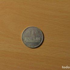 Monedas medievales: TOKEN FIRST LEISURE COPORATION NIGHTCLUBS AND BARS.REINO UNIDO. Lote 143190818