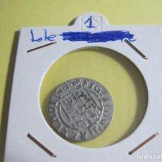 Monedas medievales: MONEDA DE PLATA MEDIEVAL. Lote 143225790