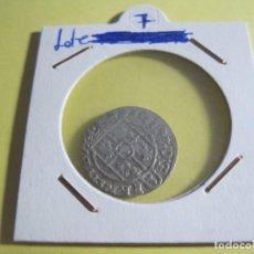Monedas medievales: MONEDA DE PLATA MEDIEVAL. Lote 143226154