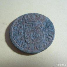 Monedas medievales: RAR MONEDA MEDIEVAL AÑO 1744. Lote 143337278
