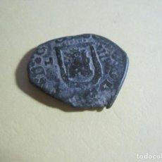 Monedas medievales: MONEDA MEDIEVAL DE BRONCE. Lote 143345654