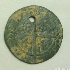 Monedas medievales: ANTIGUA MONEDA RARA A IDENTIFICAR. Lote 143820514